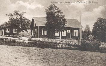 Johanssons Pensionat i Tällberg