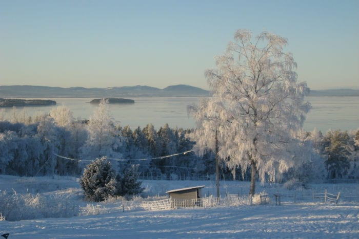 Fira jul i Tällberg - köp julpaket