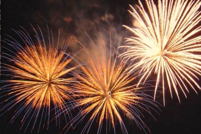 Fira nyår i Tällberg