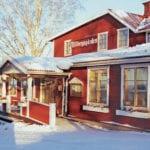 Tällbergsgården på vintern