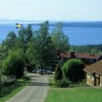 Njut av ett romantiskt hotell vid Siljan