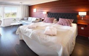 Sov gott på vårt hotell i Tällberg